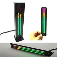 Professional 60 segment LED Audio digital Display Level Meter display Music Spectrum Analyzer indicator VU METER amplifer MP3