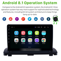 Seicane Android 8,1 автомобиль gps мультимедиа для Volvo XC90 2004 2005 2014 9 дюйм радио навигации игрока WI FI SWC Зеркало Ссылка 1080 P