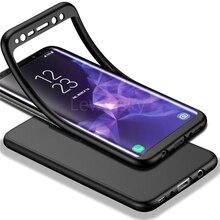 Case for Xiaomi Mi 8 A2 Lite MI8 SE 6X A1 Soft TPU For Redmi 6a s2 Note 6 5 Pro 5A 4X 360 Degree Silicone Cover