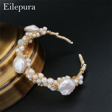 Eilepura натуральный пресноводный барокко жемчужные браслеты