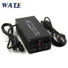 14.6V 20A Charger 4S 14.4V LiFePO4 Battery Smart Charger High Power With Fan Aluminum Case