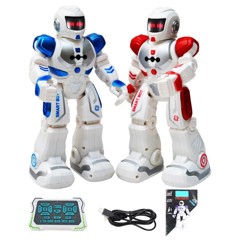 Remote Control Robot Electric Smart Programmable Early Learning Singing Toy for KidsRemote Control Robot Electric Smart Programmable Early Learning Singing Toy for Kids