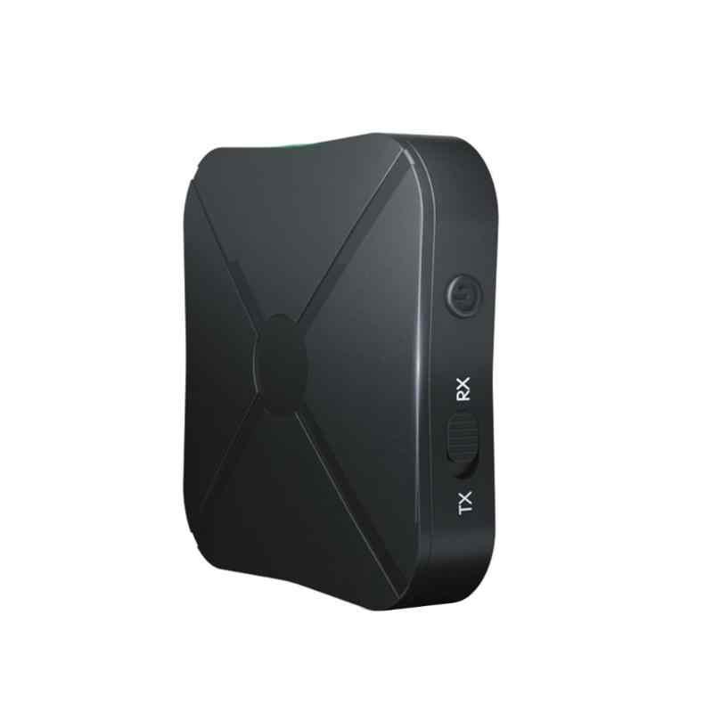 2 en 1 sans fil Bluetooth émetteur récepteur 3.5mm adaptateur Audio pour TV décodeur Android TV Box Smart TV boîtier IPTV boîte