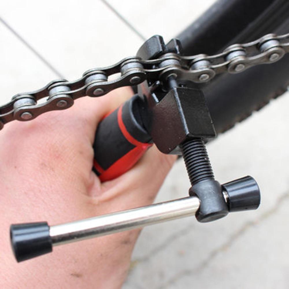 Bicycle Chain Breaker Splitter MTB Bike Cycling Repair Removal Rivet Tool QK