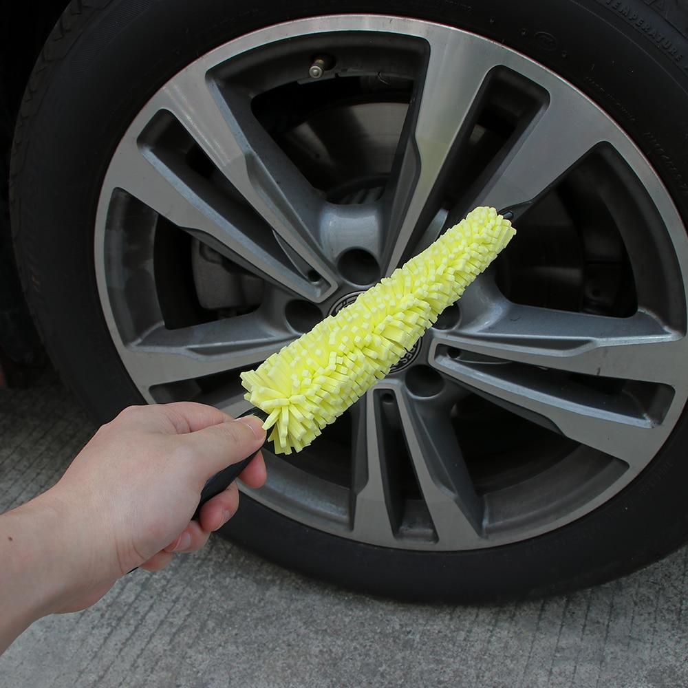 Star brite Cone Tire Rim Cleaning Brush Large