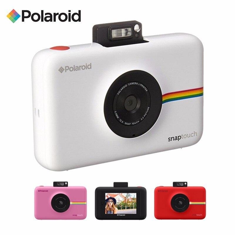 Câmera Polaroid Snap Toque Móvel Impressora de Alta Definição 1080 P Câmera Gravador de Vídeo