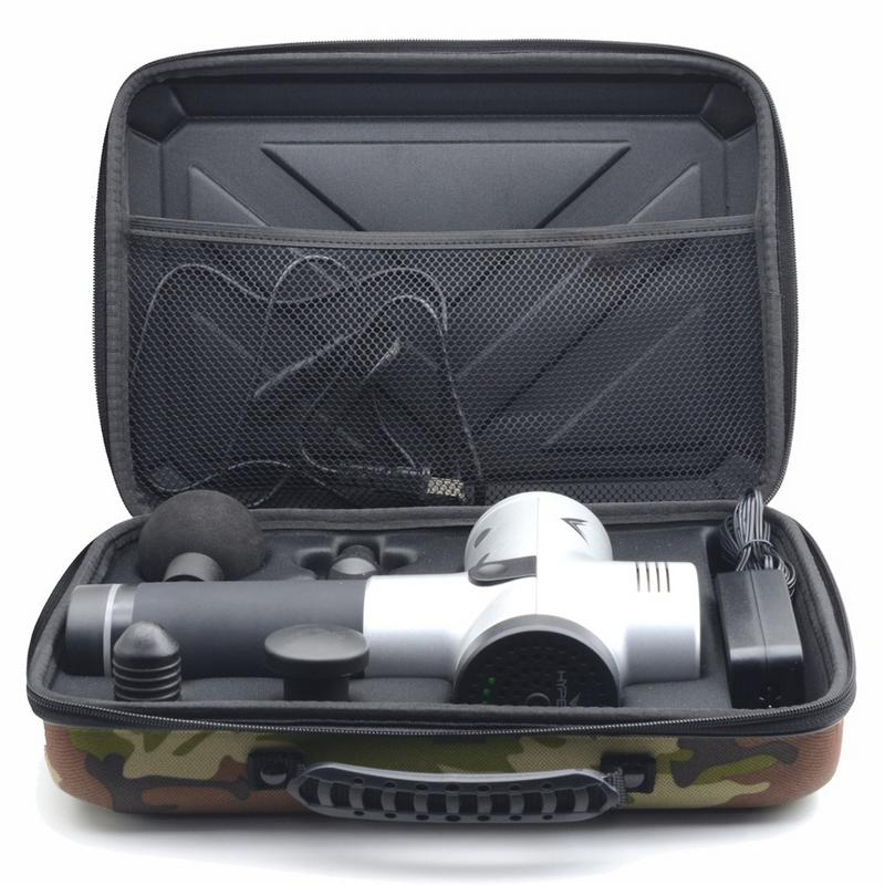 Portable Carry Case for Hyperice Hard Protective EAV Waterproof Scratch Proof Anti Shock Massage Gun Accessories for HypericePortable Carry Case for Hyperice Hard Protective EAV Waterproof Scratch Proof Anti Shock Massage Gun Accessories for Hyperice