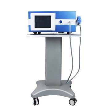 Máquina De Eliminación De Celulitis | La Más Nueva Máquina Neumática De Choque De Onda Térmica De Onda De Choque ESWT De Fisioterapia De Rodilla De Alivio Del Dolor De Celulitas De Eliminación