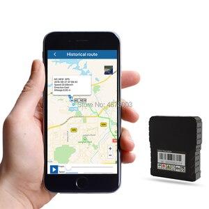 Image 4 - 마이크로 미니 방수 gps 트래커 휴대용 핸드 헬드 자동차 gsm gprs sms 추적 장치 사람 자산 차량