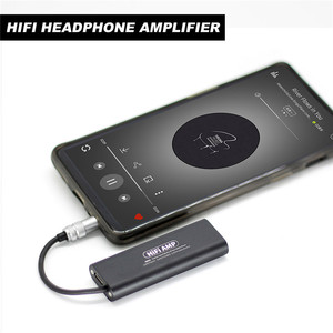 Image 2 - Artextreme SD05 Mini 3.5mm Headphone Earphone Amplifier HiFi Stereo Audio AMP for Cellphones Auto on/ off Amplifier