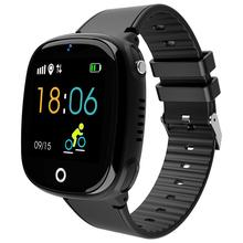 HW11 Childrens Smart Watch Phone GPS Tracker Positioning IP67 Waterproof For Kids Safe Wristband English Version