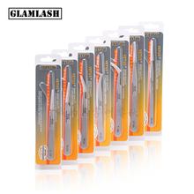 VETUS SA Series Tweezers Volume Lash Extension High Precision Antimagnetic Anti Acid Stainless Steel Eyelash