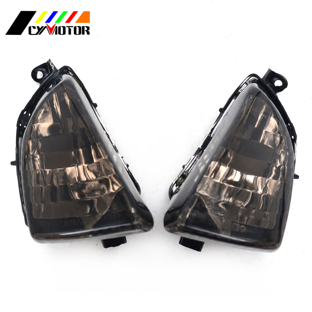 Motorcycle Turn Indicator Signal Light Lens Cover For HONDA VFR800 VFR 800 2002 2003 2004 2005