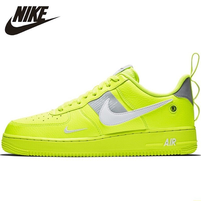 bd2bdff7e Nike Air Force 1 Af1 Men Skateboarding Shoes New Arrival Anti-Slippery  Comfortable Outdoor Sports