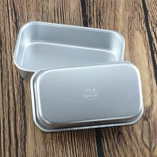 1Pc Square Baking Pan Tray Oven Steel Trays Bread Baking Forms Pan Cookie Cake Pan Mold Microwave Dish Baguette Baking Tray(China)