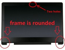 "Новый b133hab01 133 ""сенсорный дигитайзер fhd ЖК экран"