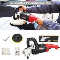 Car Polisher 220V Car Sander Machine Waxing Machine Variable Speed Polisher Nail Power Tools