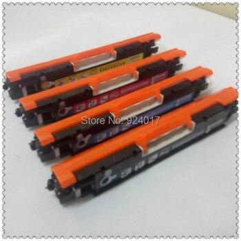 12919026aae1 Para HP CF350A CF351A CF352A CF353A 130A cartucho de tóner para HP Color  LaserJet Pro MFP