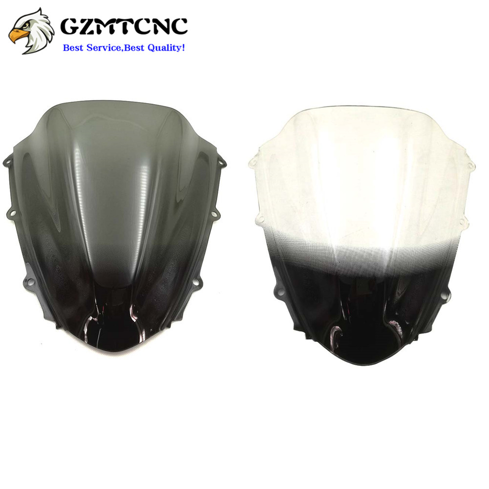 CBR1000RR 04-07 Wave Point Windshield WindScreen Front Glass Wind Shield Deflectors For Honda CBR 1000 RR 2004 2005 2006 2007