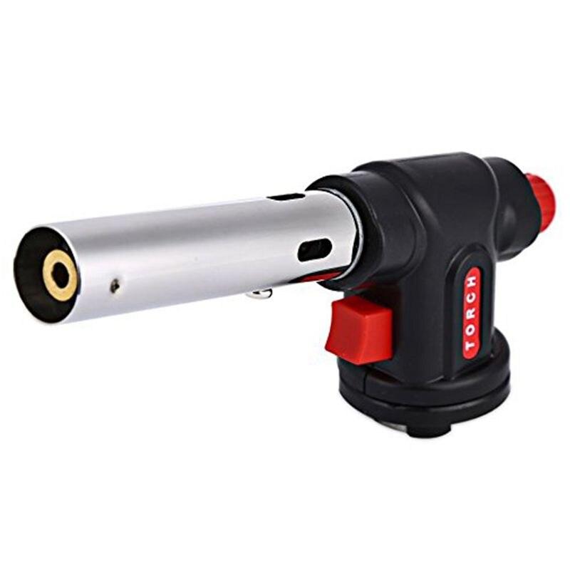 Estufa de gas de casete de Encendido automático (ignición de un solo toque al aire libre) WS-504C