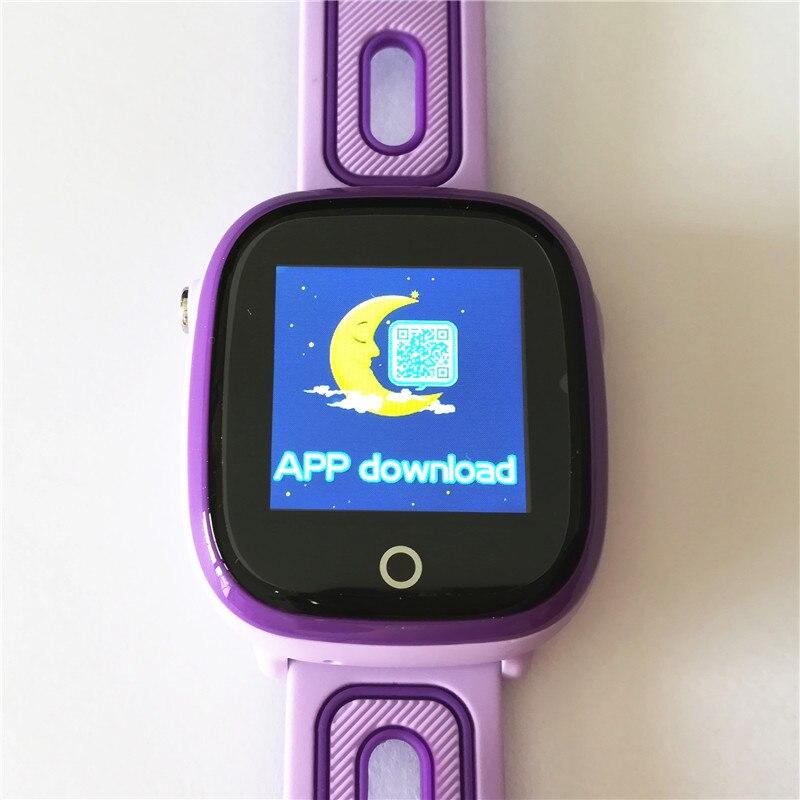 DF31G enfants montres intelligentes GPS LBS positionnement bébé montre intelligente sûre SOS emplacement d'appel montre intelligente Anti-perte PK Q50 Q90 Q100 Q750 - 4