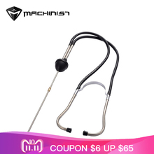 1pc Professional Auto Mechanics Stethoscope Car Engine Block Diagnostic tool Cylinder Automotive Hearing Tools for Car