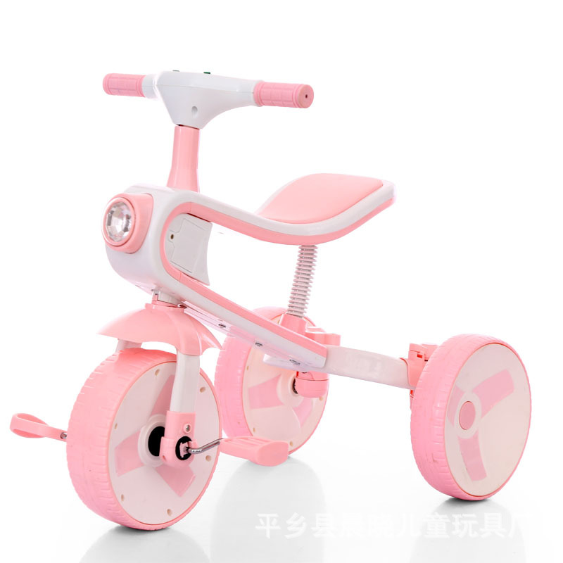 New childrens tricycle 3-6 years old deformable tricycle multi-function balance car generation baby strollerNew childrens tricycle 3-6 years old deformable tricycle multi-function balance car generation baby stroller