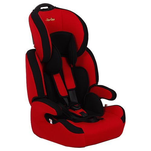 Car Seat Food-Grade Food KS-570 (515) Black with red, 9-36 kg, with liner car seat food grade food ks 516 lux graffiti gray 9 36 kg with liner