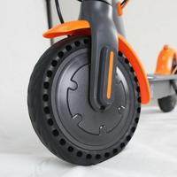 Solid Electric Scooter Tire Shock Absorption Tires for Xiaomi Mi Electric Tire 8.5 inches Honeycomb Wheel NPT