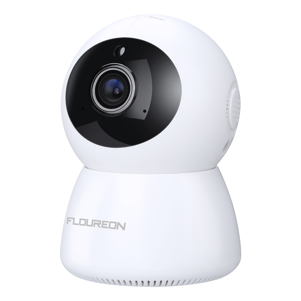 FLOUREON 1080P Wireless Security IP Panoramic Camera Two-Way Audio Night Vision Home Video Surveillance System IP CameraFLOUREON 1080P Wireless Security IP Panoramic Camera Two-Way Audio Night Vision Home Video Surveillance System IP Camera