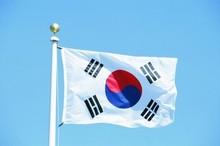 free shipping aerxemrbrae flag  90 x150cm South Korea Korean Flag Banner Flags High Quality Polyester Fabrics south korean high school parachute kids in southern california