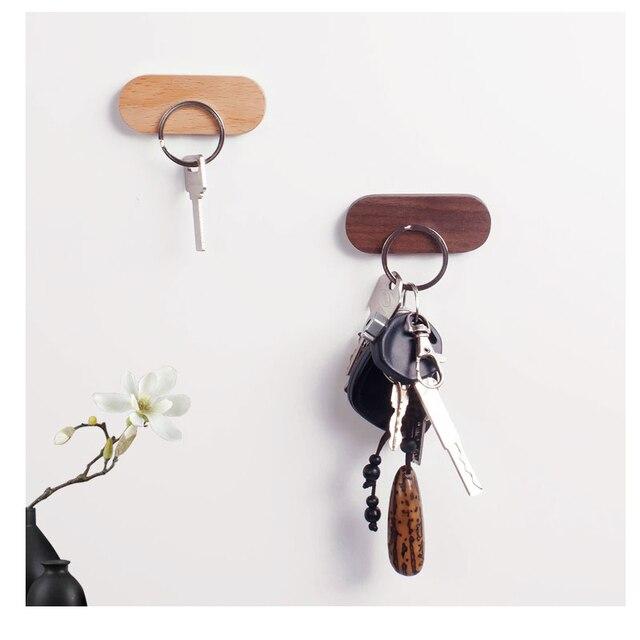 Wall Wood Key Holder 1