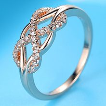 Rings For Women Wedding Engagement CZ Ring Jewelry