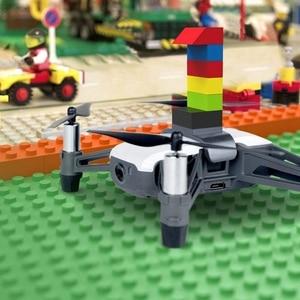 Image 2 - מהיר התקנת Drone מתאם עבור לגו צעצועי Rc Quadcopter אביזרי עבור Tello אוניברסלי ממשק עבור לגו צעצועים