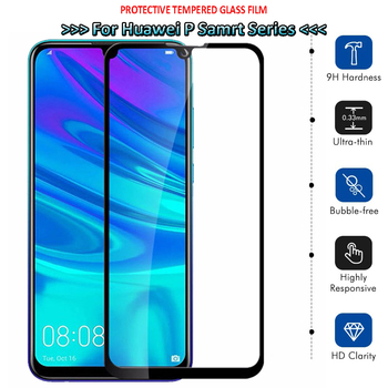 Protective Glass For Huawei P Smart 2019 Plus Screen Protector Tempered Glass for Huawei P Smart Psmart Protective Glass Film