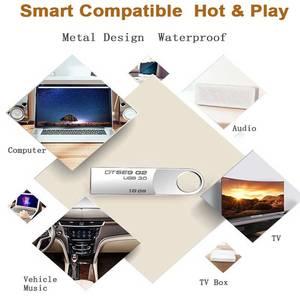 Kingston Flash USB pendrive 16gb 32gb 64gb 128gb Pen Drive usb 3.0 custom DIY U Disk(China)