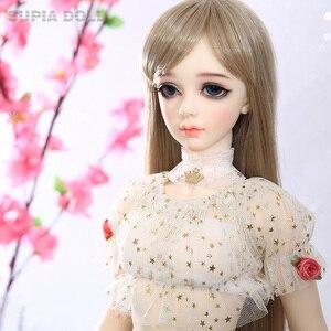 Image 4 - Supia Lina BID Doll 1/3 Elf Luts Fairyland Dollmore Littlemonica Iplehouse Dollstown парик одежда обувь глаза полный выбор