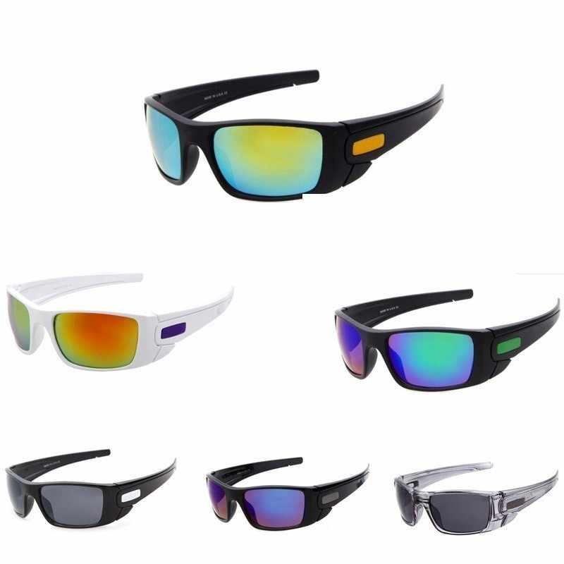 0417bdaa2378 ... UV400 Men Polarized Fishing Sunglasses Fisherman Camping Hiking Ski  Goggles Bike Cycling Glasses Sport Fishing Eyewear ...
