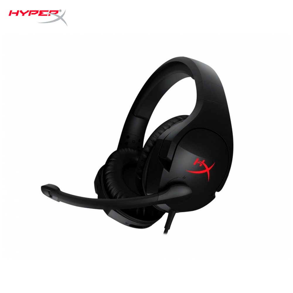 Earphones & Headphones HyperX Cloud Stinger HX-HSCS-BK/EE computer wired headset gaming CS:GO esports original xiberia v10 usb gaming headphones vibration led stereo around gaming headset headphone with microphone mic for pc gamer