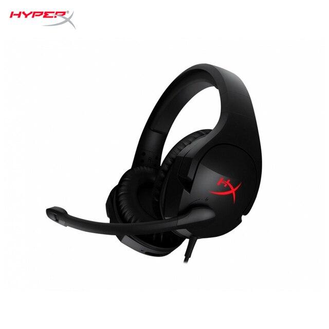 Компьютерная игровая геймерская гарнитура HyperX Cloud Stinger cyber sports