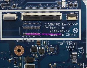 Image 5 - 정품 CN 0W87G9 0w87g9 w87g9 nat02 LA 5155P rev: 1.0 노트북 마더 보드 메인 보드 dell studio 1749 노트북 pc 용