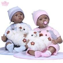 цены на Logeo Baby NEW Vinyl Soft Silicone Reborn Baby Doll 21