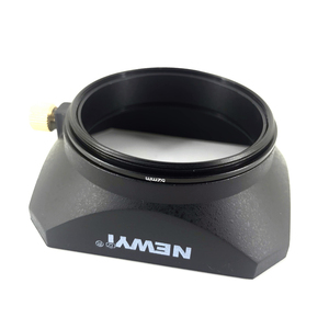 Image 4 - Square Lens Hood for Sony Fujifilm Olympus Mirrorless Camera Lenses DV Camcorders 37 39 40.5 43 46 49 52 55 58 mm