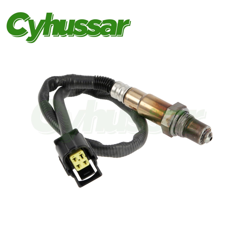 O2 Capteur D'oxygène Pour MERCEDES ML350 500 550 ML63 300 C230 250 280 300 350 E63 CLS63 AMG A0045420818 0258006747 4 Fils Lambda