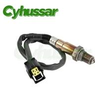 O2 кислорода Сенсор подходит для MERCEDES ML350 500 550 ML63 300 C230 250 280 300 350 E63 CLS63 AMG A0045420818 0258006747 4 провода лямбда-зонд