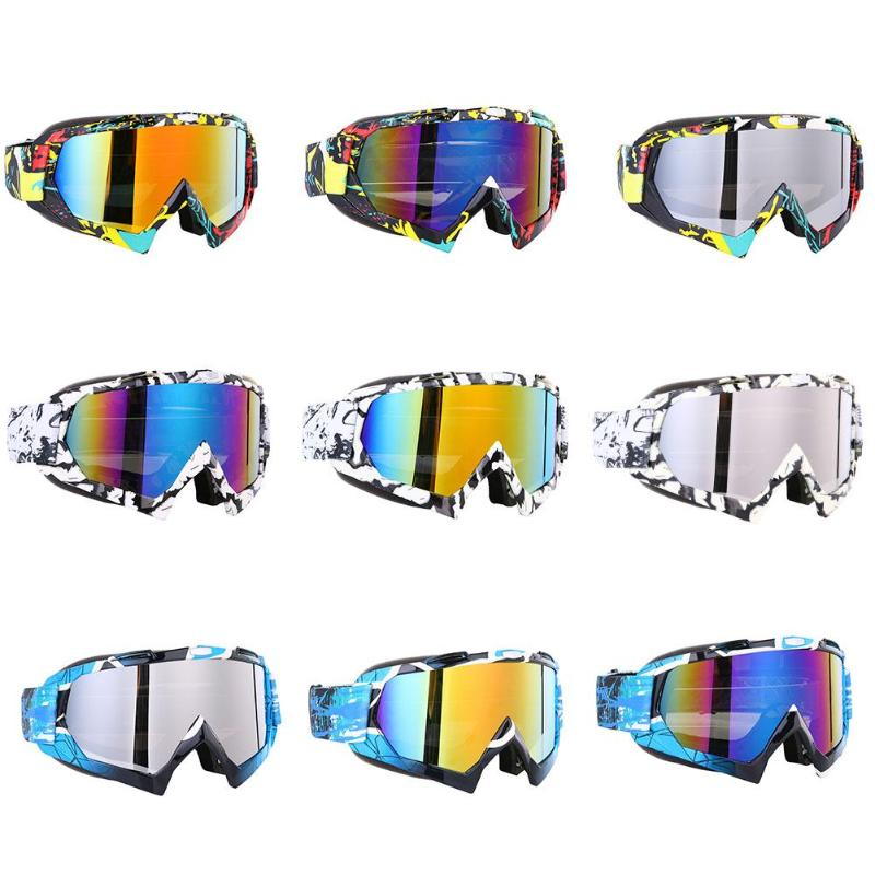 Winter Sports Ski Goggles Anti Fog UV Protection Skiing Skating Goggles Skiing Eyewear     - title=