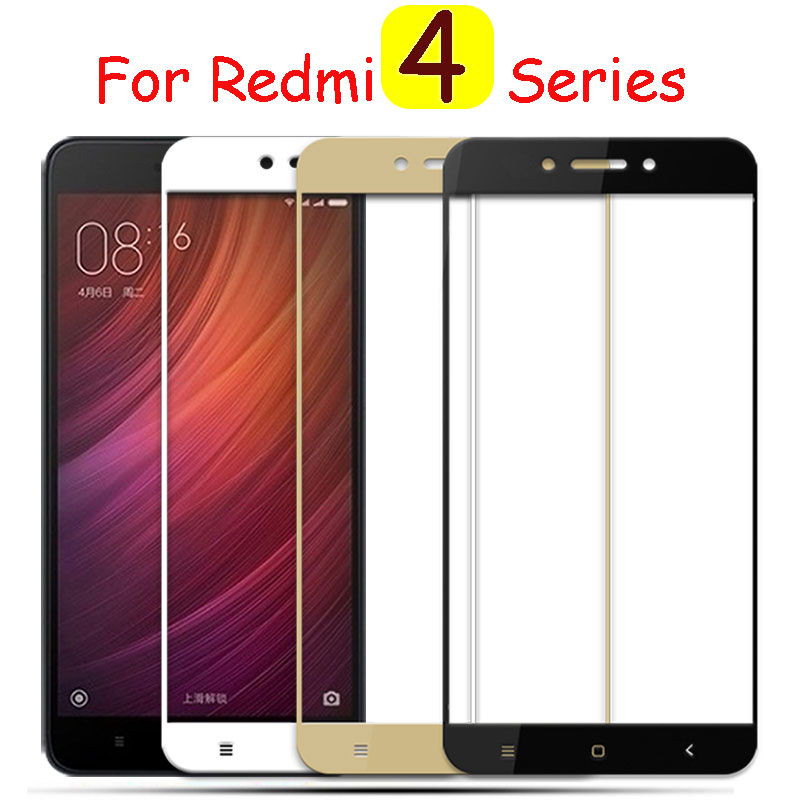 Protective Glass On For Xiaomi Redmi 4x Note 4A 4 Prime Screen Protector Tempered Glass On Xiomi Xaomi Ksiomi Note 4 A X Glass