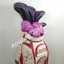 2019 Women Golf clubs set Maruman Majesty Prestigio 9 Golf Complete Set 11.5 loft Club Graphite Golf shaft Free shipping new golf clubs maruman majesty prestigio 9 golf fairway wood 3 15 5 18 loft graphite golf shaft r or s wood clubs free shipping