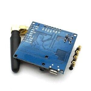 Image 3 - SIM900 A6 GPRS Pro Serielle GPRS GSM Modul Core DIY Developemnt Bord TTL RS232 Mit Antenne GPRS Wireless Modul Daten ersetzen