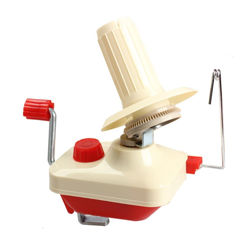 Swift Yarn Winder Fiber String Ball Wool Winder Holder Hand Operated Winder Sewing Tools Portable Machine with Plastic ShaftSwift Yarn Winder Fiber String Ball Wool Winder Holder Hand Operated Winder Sewing Tools Portable Machine with Plastic Shaft